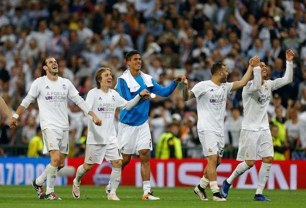 Vào CK Champions League, thành Madrid ''bơi'' trong tiền thưởng