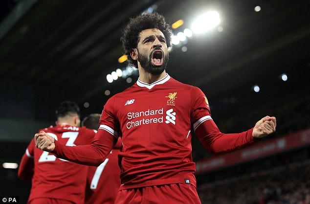 Hình ảnh: Salah xứng đáng từng xu trong số tiền mà Liverpool bỏ ra để chiêu mộ anh