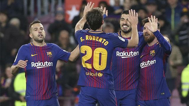 Hình ảnh: Lối chơi mà Valverde gây dựng cho Barca đang đạt hiệu quả tối đa