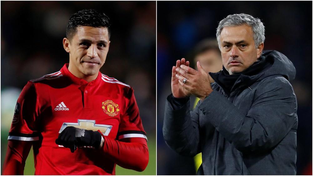 Hình ảnh: Sự kết hợp giữa Sanchez và Mourinho có thể mở ra chiến thắng cho MU