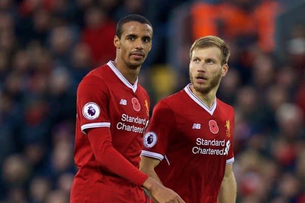 Hình ảnh: Hàng thủ Liverpool mắc rất nhiều lỗi phòng ngự
