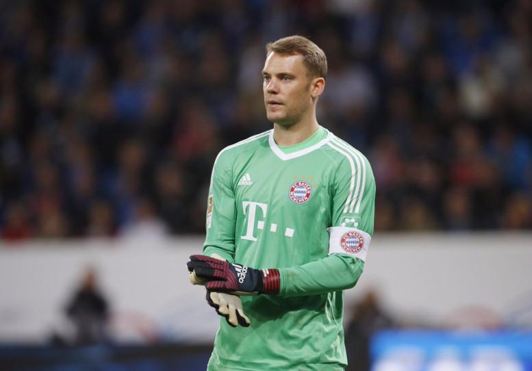 Hình ảnh: Manuel Neuer có thể trở lại vào tháng 4 tới