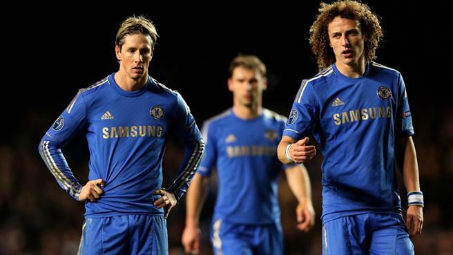 Hình ảnh: Kỷ lục của Chelsea hồi năm 2011 cho Torres và Luiz đã đi vào dĩ vãng