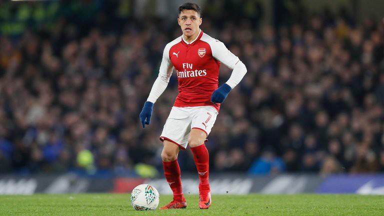 Hình ảnh: Sanchez rất có duyên ghi bàn ở FA Cup