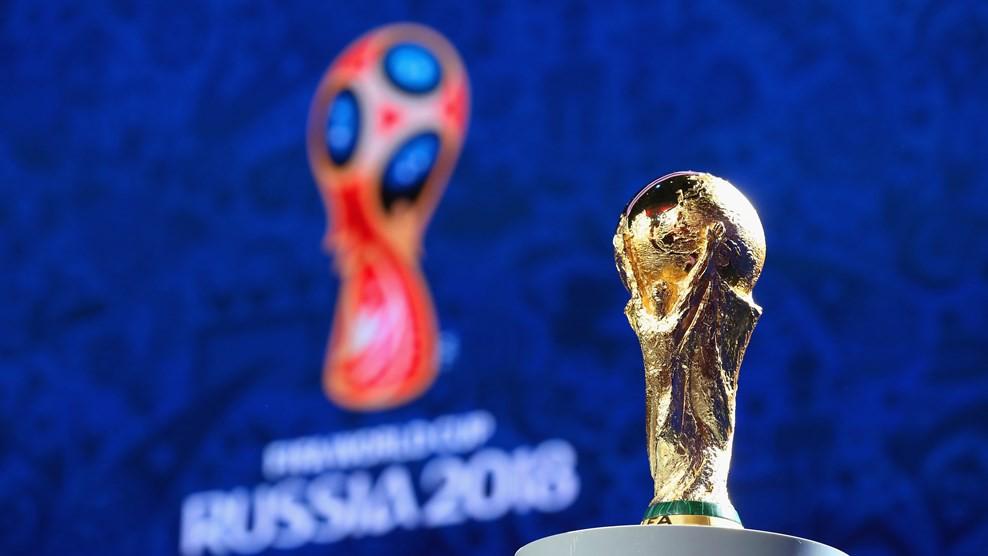 Hình ảnh: World Cup 2018 đang ở rất gần