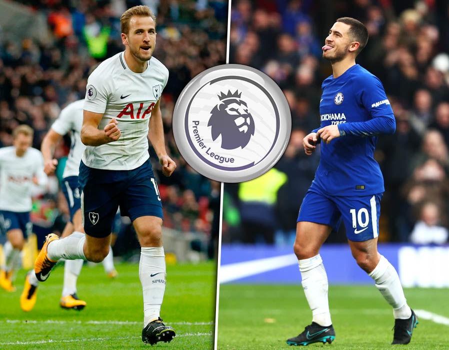Hình ảnh: Kane và Hazard là 2 mục tiêu hàng đầu của Real
