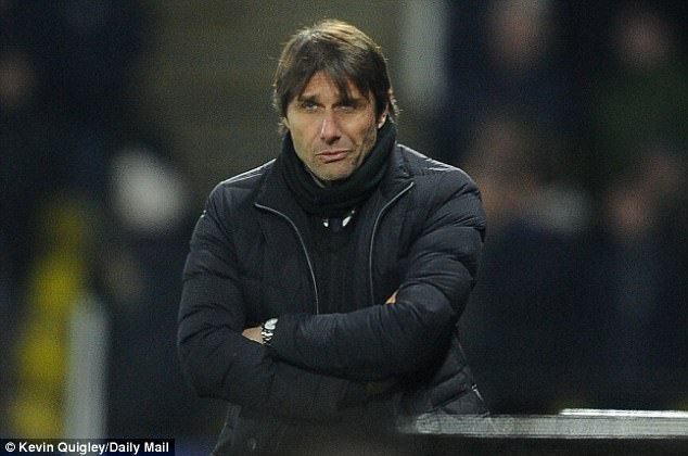 Hình ảnh: Conte sẽ không đảm đương vị trí HLV trưởng của Chelsea mùa tới
