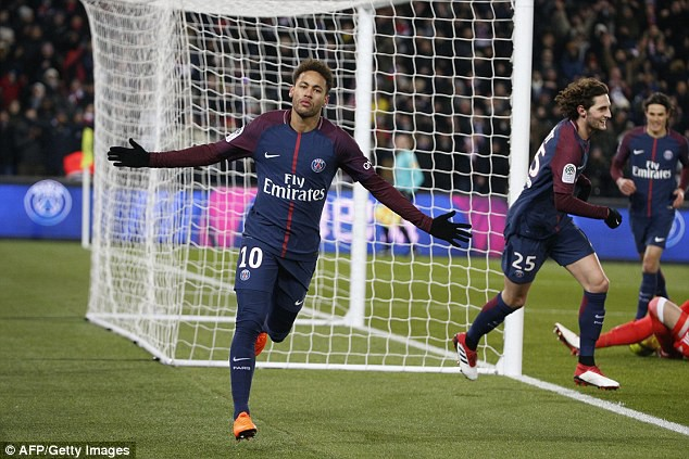 Hình ảnh: Nike muốn lấy lòng Real bằng Neymar