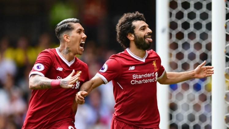 Hình ảnh: Firmino cùng với Salah sẽ là sự kết hợp hoàn hảo để giúp Liverpool giành phần thắng