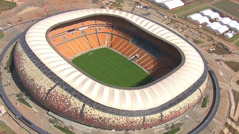 Hình ảnh: SVĐ FNB nhìn từ trên cao