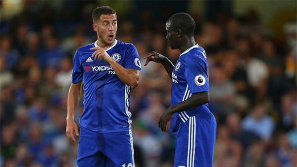Hình ảnh: Real đang tính gây sốc với Kante và Hazard