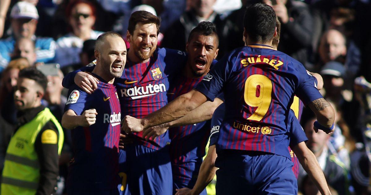 Hình ảnh: Messi đang trở thành nguồn sống của Barca và vai trò của anh ngày càng lớn