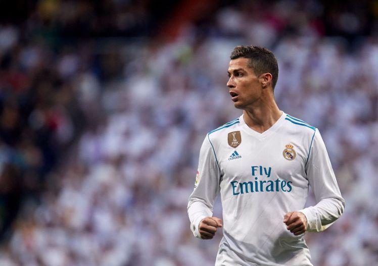 Hình ảnh: Ronaldo đang muốn trở lại MU