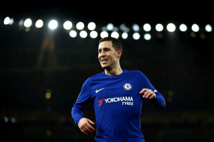 Hình ảnh: Ngay cả Hazard cũng không khỏi tức tối với những pha bỏ lỡ của Morata