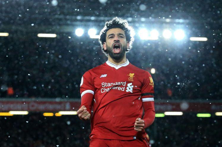Hình ảnh: PSG, Barca và Real đều đang sẵn sàng chi ra 200 triệu bảng vì Salah