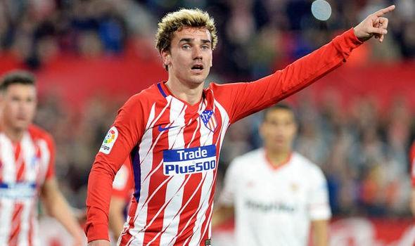Hình ảnh: Griezmann gần như chắc chắn sẽ gia nhập Barca