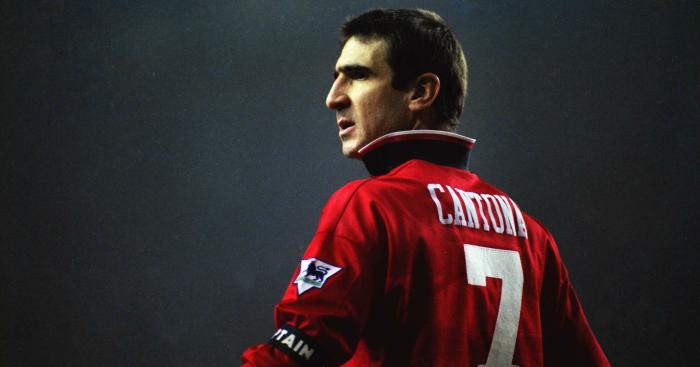 Hình ảnh: Cantona chính là người mở ra kỷ nguyên thành công cho MU