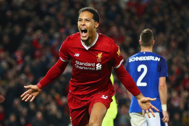 Hình ảnh: Thu về khoản tiền khổng lồ, Liverpool liền tái đầu tư vào Van Dijk