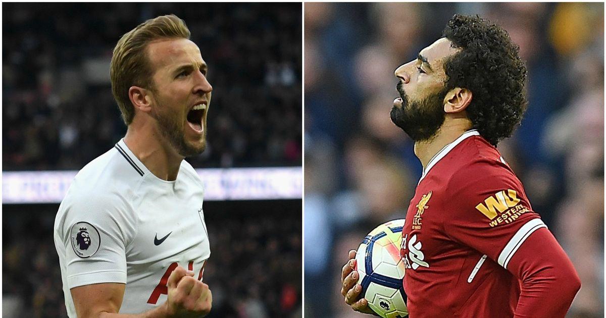 Hình ảnh: Cuộc so tài giữa Kane và Salah chắc chắn sẽ là tâm điểm