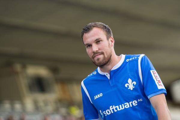Hình ảnh: Großkreutz hiện đang chơi bóng tại Darmstadt