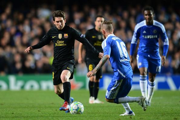 Hình ảnh: Chelsea là một trong những đối thủ mà Messi ngại gặp nhất