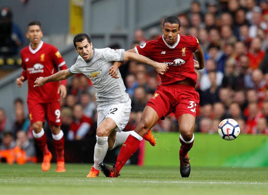 Hình ảnh: Hàng thủ Liverpool chơi tốt trên sân nhà mùa này