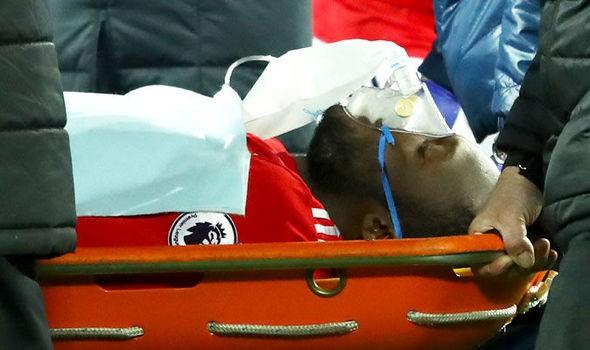 Hình ảnh: Lukaku được dự báo sẽ phải ngồi ngoài 2 trận