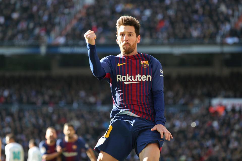 Hình ảnh: Messi cũng được hưởng lợi rất nhiều từ chiến thuật của Valverde