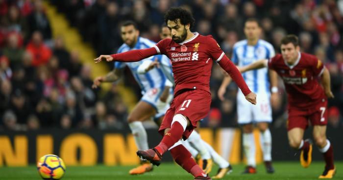 Hình ảnh: Chắc chắn Salah rất khao khát ghi được bàn thắng đầu tiên tại giải đấu có lịch sử lâu đời này