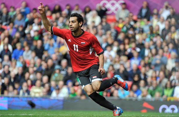 Hình ảnh: Salah đã từng ghi bàn tại Old Trafford trong quá khứ