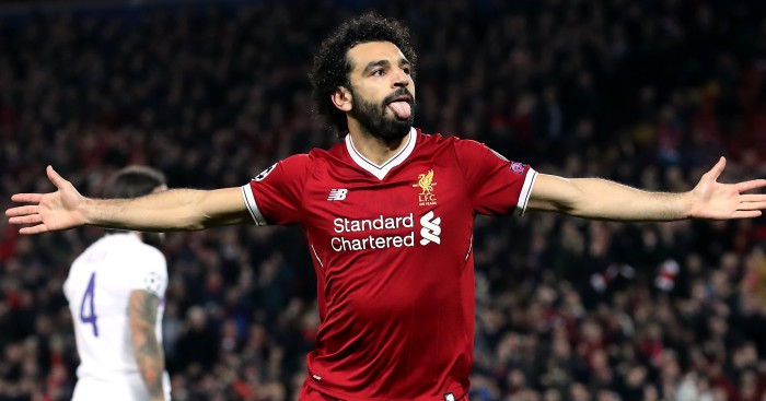 Hình ảnh: Nếu tiếp tục ghi bàn, Salah sẽ phá thêm 1 kỷ lục khác ở mùa giải năm nay