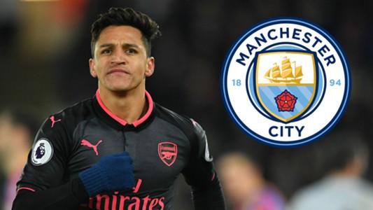 Hình ảnh: Bị đồng đội xa lánh, Sanchez đang muốn được chuyển tới Man City ngay lập tức