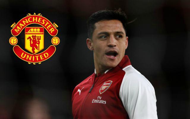 Hình ảnh: Sanchez được cho là sẽ xóa đi cái dớp Nam Mỹ tại Old Trafford