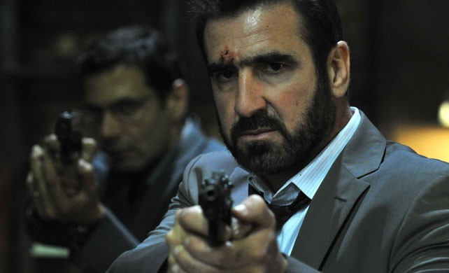 Hình ảnh: Huyền thoại Eric Cantona của MU cũng trở thành diễn viên sau khi giải nghệ
