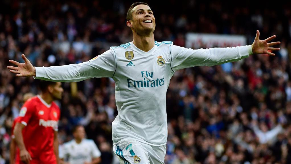 Hình ảnh: Ronaldo đang dần lấy lại phong độ ghi bàn