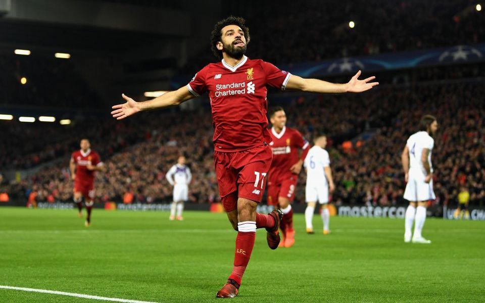 Hình ảnh: Salah có thể giúp Liverpool làm nên chuyện ở Champions League