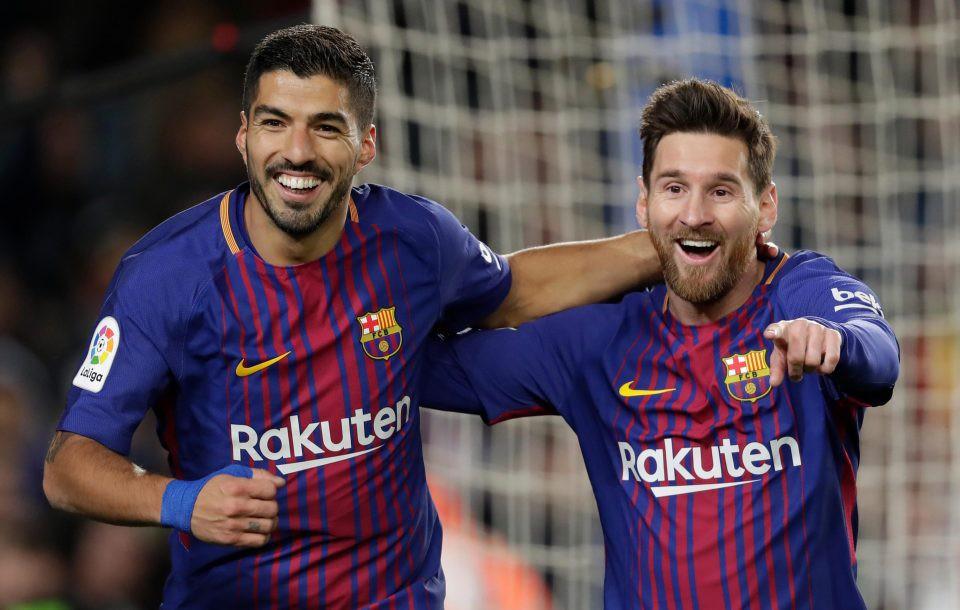 Hình ảnh: Messi sẽ là đầu tàu đưa Barca tới chiến thắng