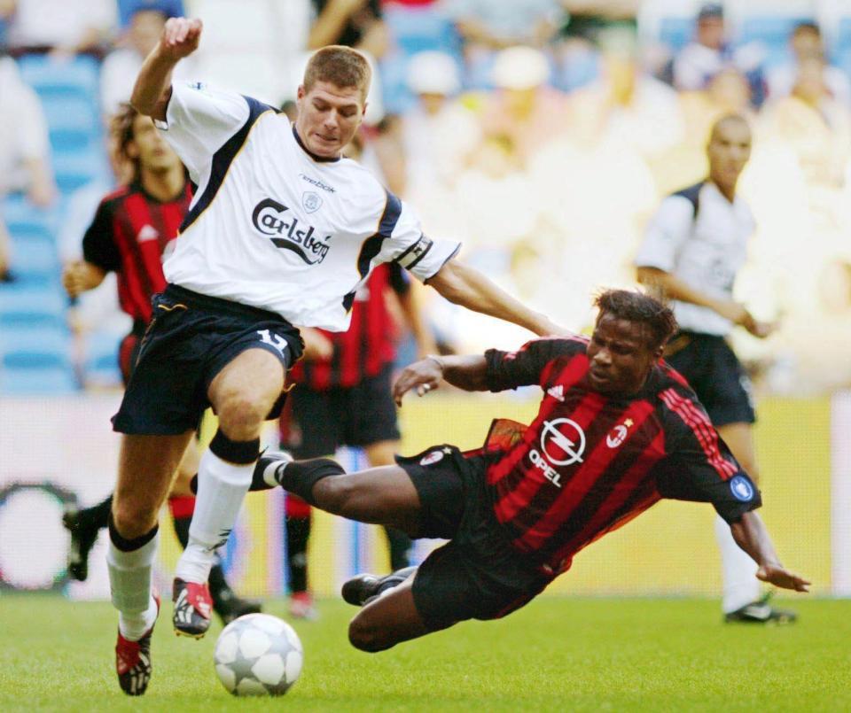 Hình ảnh: Tuy nhiên chỉ có người anh Willy là được ra mắt ở đội 1 AC Milan