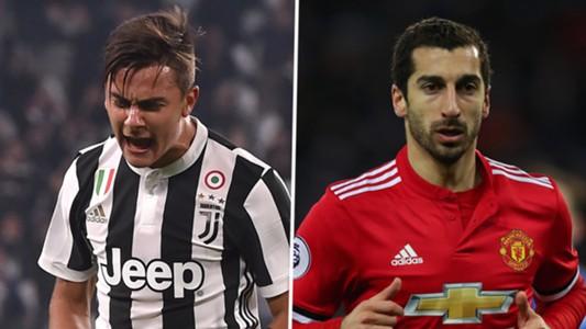 Hình ảnh: Juventus không hứng thú với Mkhitaryan và muốn nhận tiền mặt trong vụ Dybala