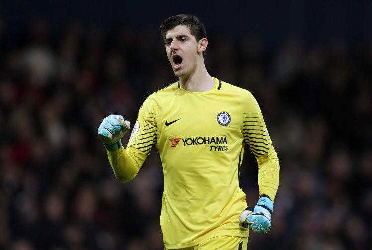Hình ảnh: Chelsea đang đề nghị Courtois mức lương kỷ lục TG