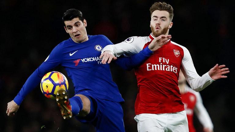 Hình ảnh: Chelsea không thể trông cậy vào một mình Morata