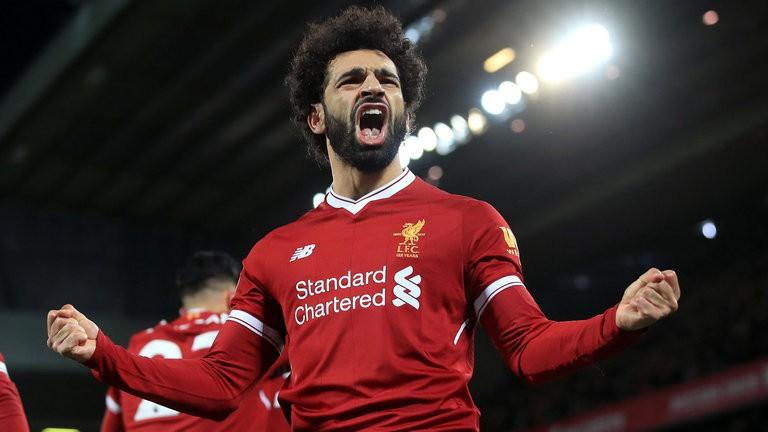 Hình anh: Salah đang chơi tuyệt hay mùa này