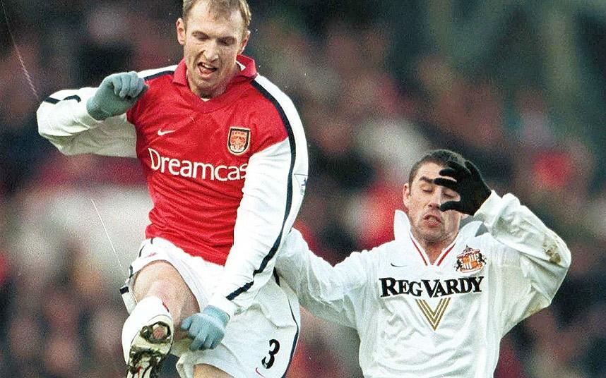 Hình ảnh: Igor Stepanov là môt trong những BHĐ tệ nhất lịch sử Arsenal