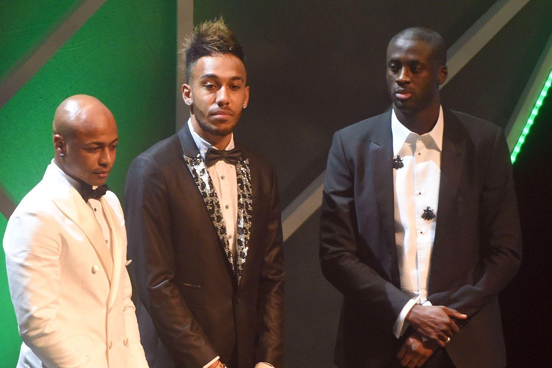 Yaya Toure nhận được 18 phiếu bầu từ các HLV và đội trưởng đến từ Châu phi.