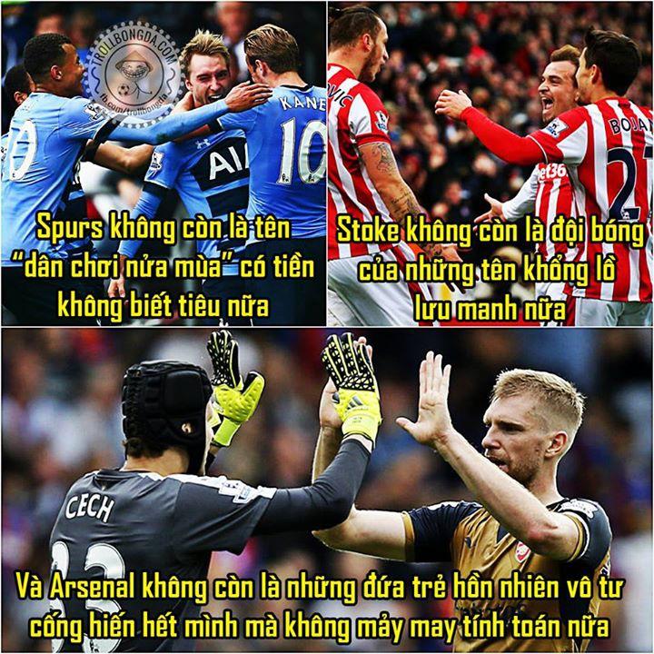 Có 1 Premier League rất khác