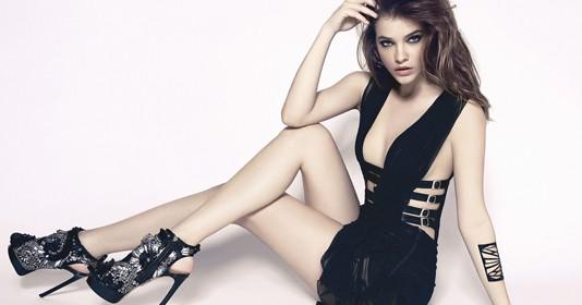Siêu mẫu Joana Sanz.