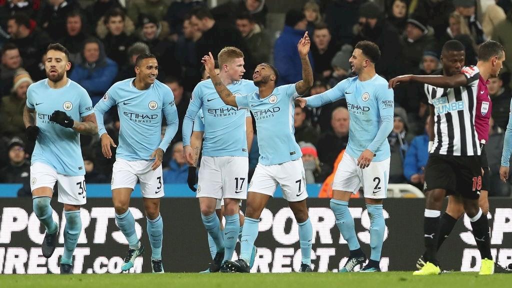 Hình ảnh: Ghi bàn, chiến thắng và nối dài kỷ lục giờ là chuyện bình thường với Man City