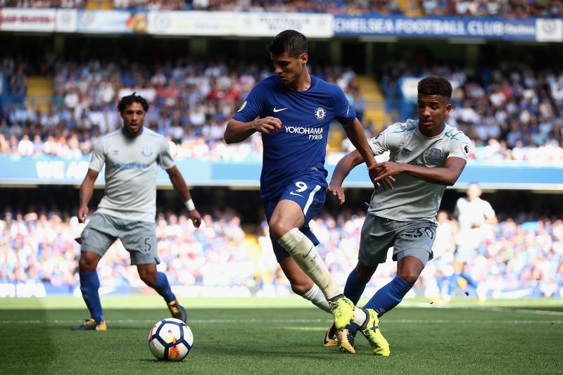 Hình ảnh: Không có Morata nhưng còn nhiều mũi nhọn Chelsea khác mà Everton phải rất cảnh giác