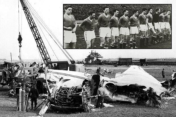 Hình ảnh: Thảm họa Munich 60 năm trước đã cướp đi gần như nguyên đội hình Man United hay nhất nước Anh thời điểm đó