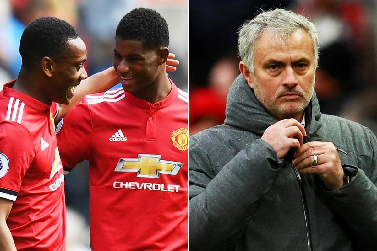 Hình ảnh: Mourinho sẽ phải cần tới Martial - Rashford nhiều hơn nếu muốn hạ Chelsea